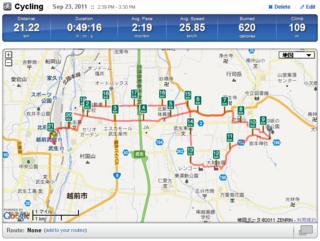 Cycling Activity 21.22 km - RunKeeper.png